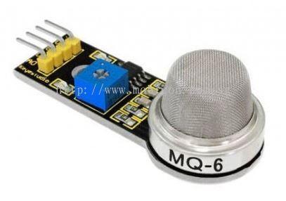 Mobicon-Remote Electronic Pte Ltd:Keyestudio MQ-6 Gas Sensor