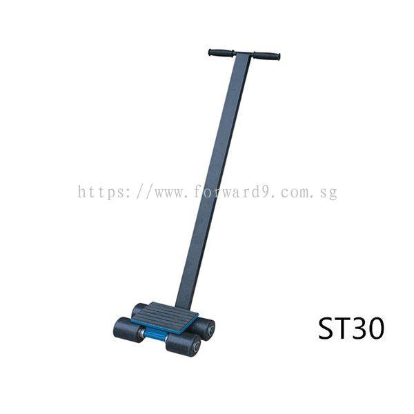 Forward Solution Engineering Pte Ltd:Steerable Skates Transport Roller