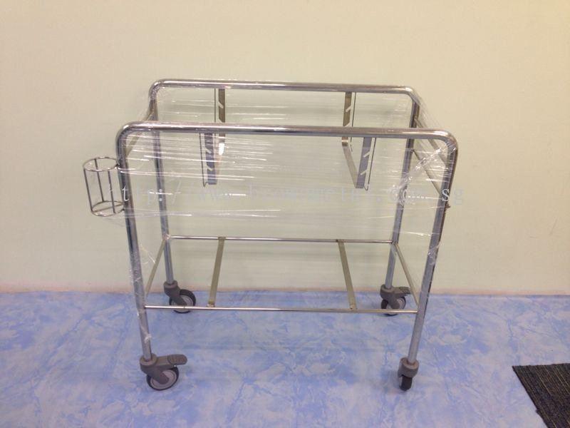 Brown Metal Engineering Pte Ltd:Hospital Trolley