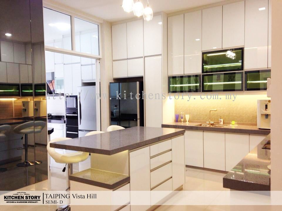 Penang Vista Hill Taiping Residential From Kitchen Story Sdn Bhd