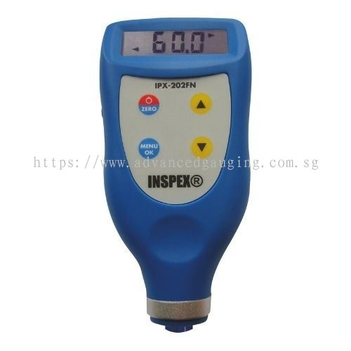 Advanced Gauging Solutions Pte Ltd:Coating Thickness Gauge IPX-202FN