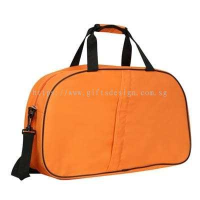 Gifts Design Pte Ltd:Coloured Travelling Bag