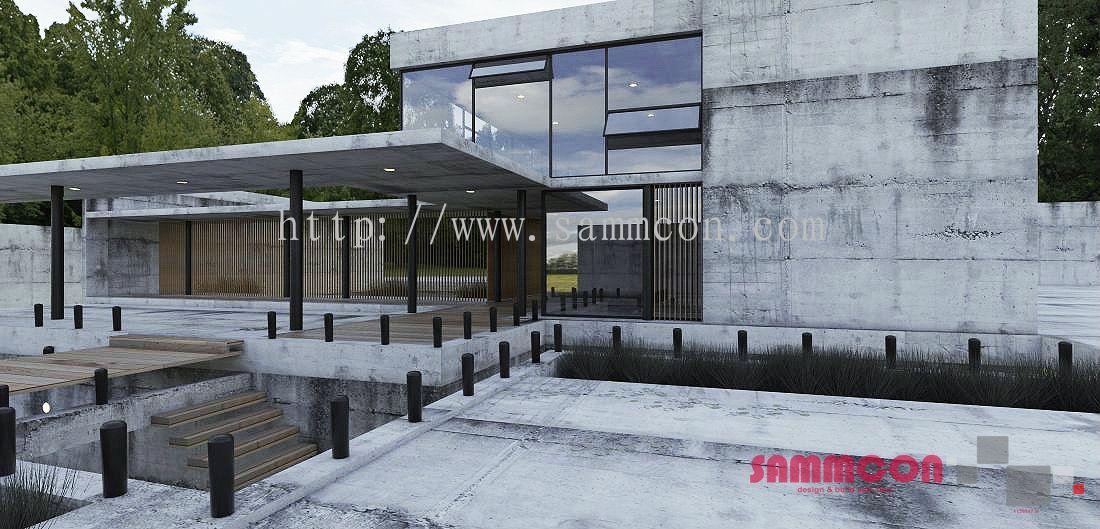 Bungalow house design johor bahru for Home design johor bahru