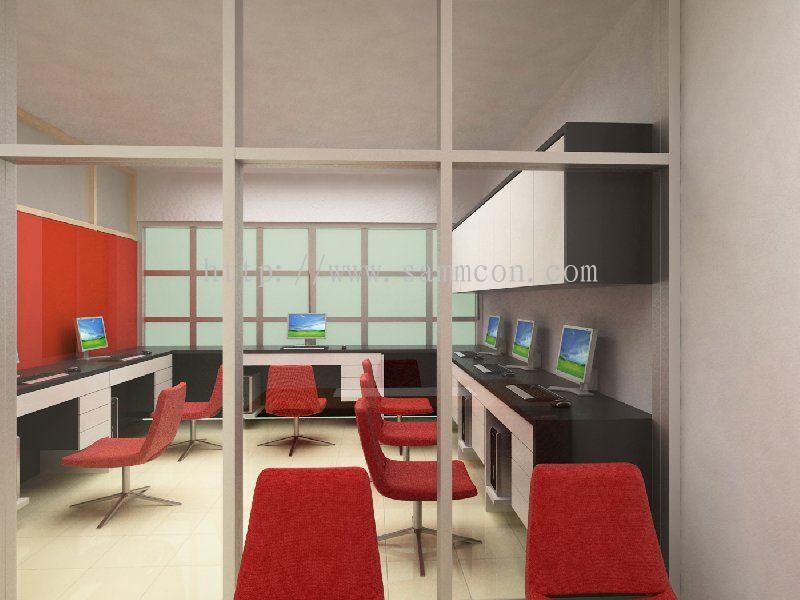 Johor office room of for Office design johor