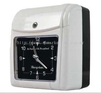 BIOSYSTEM Electronic Time Recorder (BX-3300 Analog)