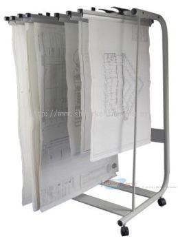 Plan Hanger Stand & Hanger