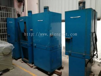 Blue Standing Drilling Machine