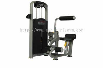 Abdominal+Back machine