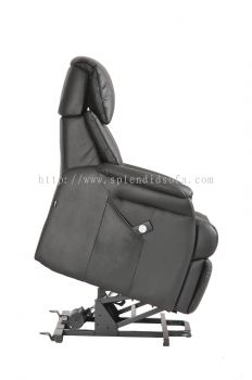 SDR 9331 Power Lift Recliner 2 Motors (Side View)