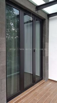Johor Aluminum Folding Door - Aluminum Folding Door from METALIFE