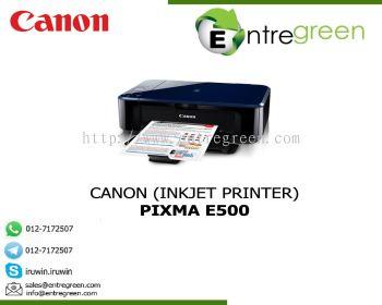 CANON PIXMA E500