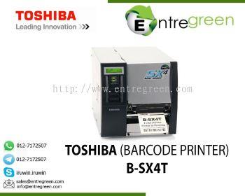 TEC BARCODE PRINTER B-SX4T