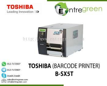 TEC BARCODE PRINTER B-SX5T