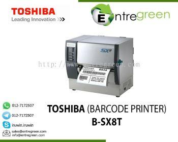 TEC BARCODE PRINTER B-SX8T