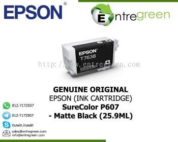 SureColor P607 - Ink Cartridge (Matte Black-25.9ML)