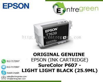 SureColor P607 - Ink Cartridge (Light Light Black-25.9ML)
