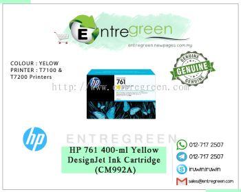 HP 761 - Yellow (400ml)