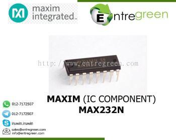 IC COMPONENTS MAX232N 71AX81K
