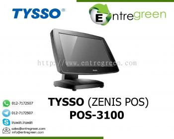Zenis POS with SAW Touch