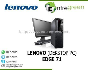 lenovo edge 71 (desktop PC)