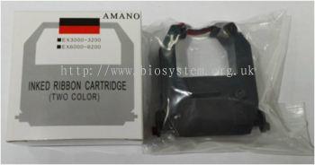 Time Recorder Ink Cartridge Amano EX3000-5100-black