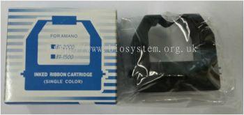 Time Recorder Ink Cartridge Amano bx1500-200-black