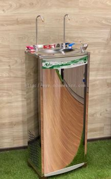 E-702 Direct Pipe-In Hot & Cold Water Cooler