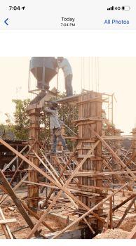 3 storey Semi Detached at Taman rinting.
