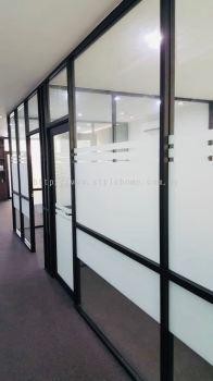 Aluminium Doors, Window, Folding Aluminium Doors and Office Rooms.