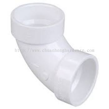 3 INCH UPVC ELBOW