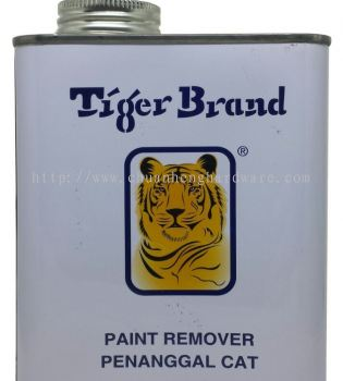 PAINT REMOVER TIGER BRAND