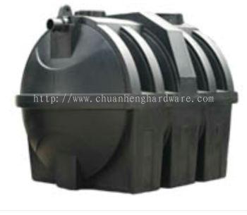 PE septic tanks ( black )