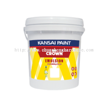 KANSAI Crown Emulsion �C White colour