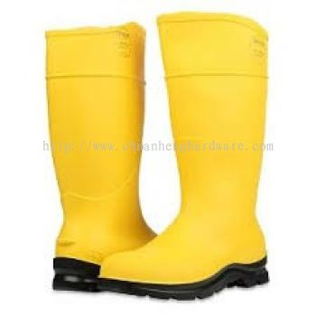 pvc boot (yellow)