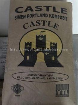 Ytl castle cement