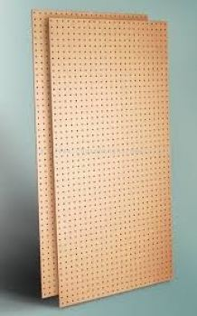 perforated hardboard