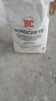 bondcrete white cement