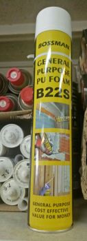 pu foam 750 ml