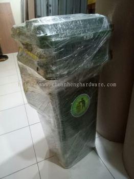 120 L rubbish bin