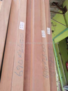 Plywood Door (Red wood)