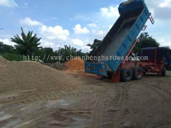 washed  sand 10 tayar