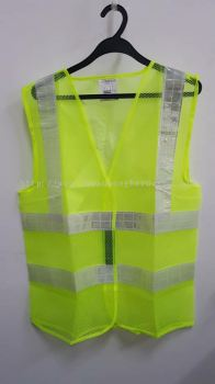 safety vest yellow
