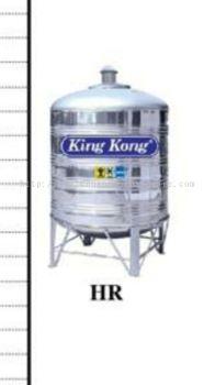 Stainless steel water stroge tank