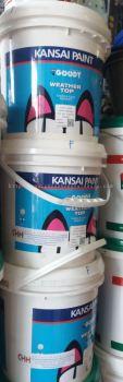 Kansai Paint white 15L
