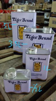 Tiger brand paint remover