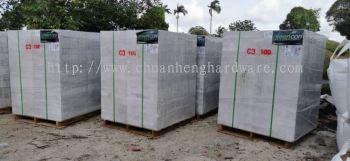 light weight block 100mm x 200 mm x600mm