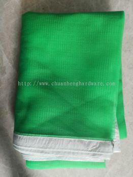 Safety netting (green)