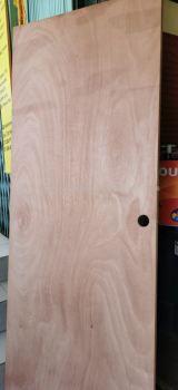 pintu plywood door 33inch x82