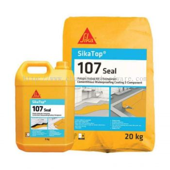 sika 107 waterproofing products