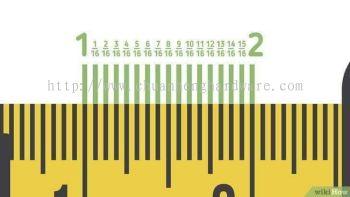 measurements /measuring tape 7.5m